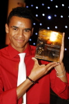 Torron with Hounslow Homes Award