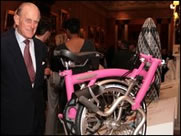 Prince Philip and Brompton