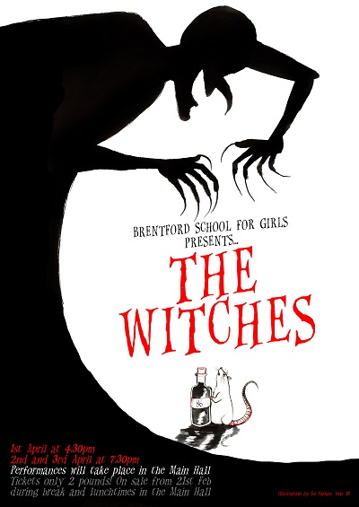 """The Witches"", Roald Dahl"