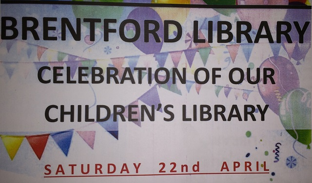 Come to Brentford Library