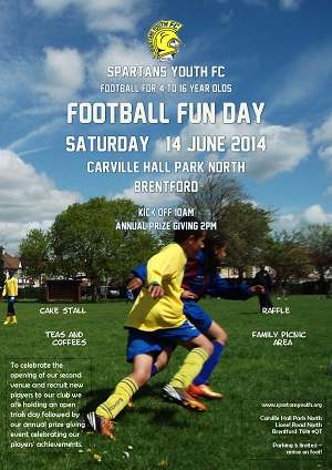 Football Fun Day