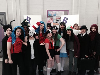 World Book Day at BSfG