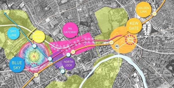 Future Transport Links to Golden Mile