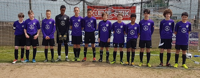 Under 14s Old Isleworthians