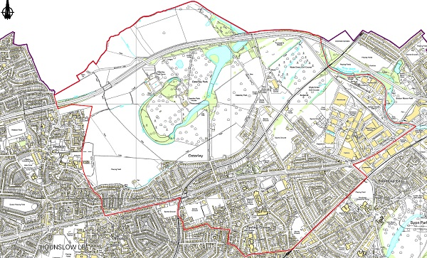 Osterley Neighbourhood Area