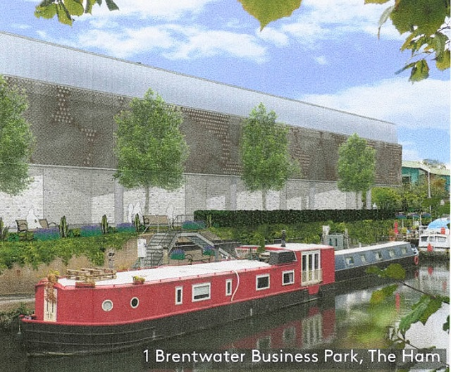 Brentwater Business Park