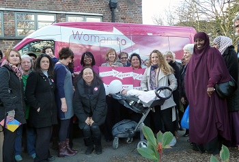 Women to Women bus