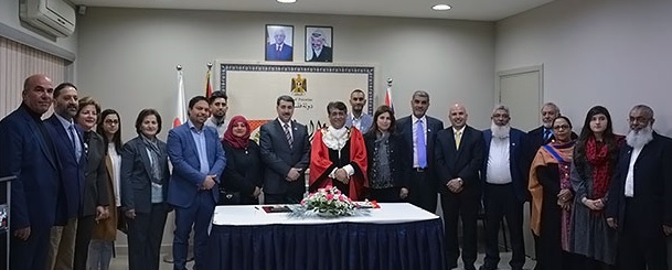 Official Meeting of Mayors